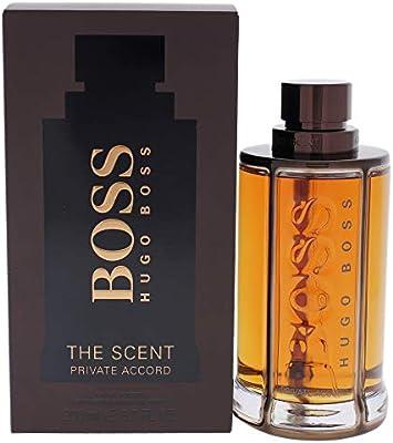 hugo boss the scent private