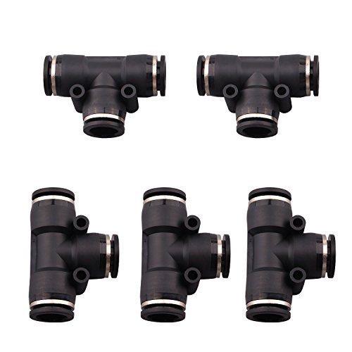 (Push Connect Fittings 1/2