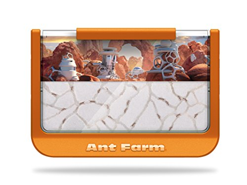 Uncle Milton Ant Farm Live Ant Habitat, 60th Ant-iversary Edition, Canyon Science