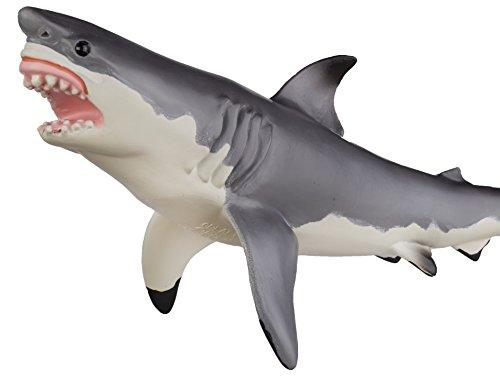 Shark Toys And Games : Safari ltd monterey bay aquarium sea life great white