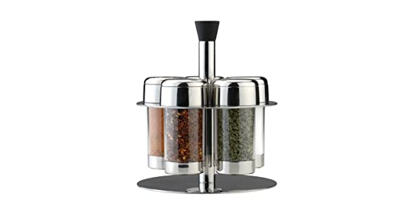 Amazon.com: BergHOFF Orion – 6-Piece – Especiero: Home & Kitchen