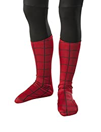 Rubies The Amazing Spider-man 2 Costume Boot-Tops, Child Size