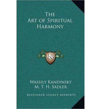 The Art of Spiritual Harmony (Hardback) - Common