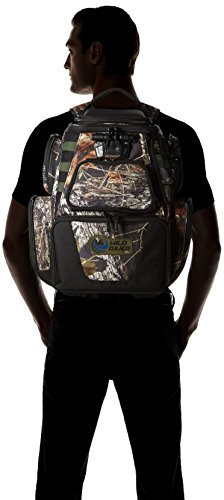 084298636042 - Wild River Tackle Tek Nomad Mossy Oak Camo LED Lighted Backpack, Fishing Bag, Hunting Backpack carousel main 9