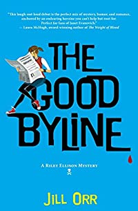 The Good Byline by Jill Orr ebook deal