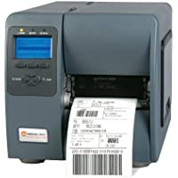 Datamax-ONeil KJ2-00-48040Y07 Mark II Industrial Barcode Printer, M-4210, 4 Size, Serial/Parallel/USB/Ethernet, 203 DPI, 10 IPS, Graphics Display, Cutter, Power Cord