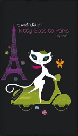 French Kitty in Kitty Goes to Paris