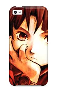 Fashionable Style Case Cover Skin For Iphone 5c- Serial Experiments Lain
