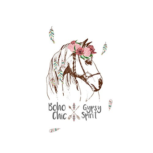 horse wall decals for girls - 8