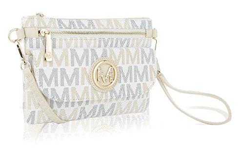 MKF Collection 3-in-1 Wristlet | Crossbody | Belt Bag | Fashion Cross Body Purse for Women