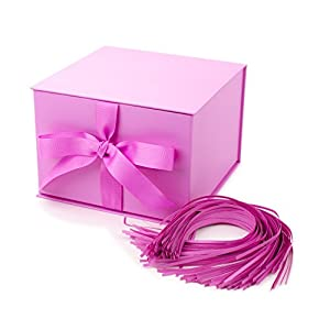 Hallmark Large Gift Box (Light Pink)
