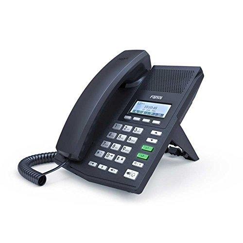 Industrial Protocol Ethernet (Fanvil X3P-BLK Professional Desktop Hosted Phone)