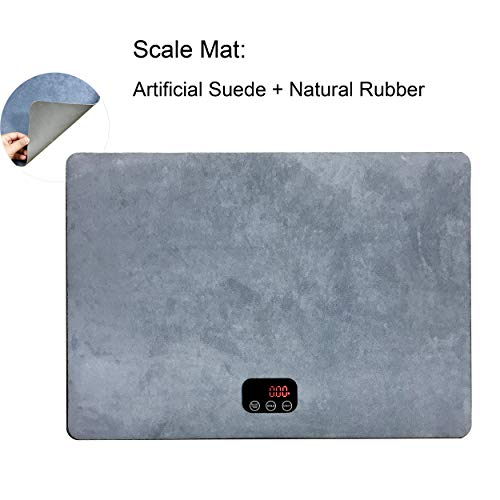 Veterinary Scale | Big Dog Scale | Digital Weighing Equipment | Large Platform Vet Dog | Auto Hold | KG/LB/LB:OZ Switchable | Pet Digital Scale New by TeaTime (Image #4)