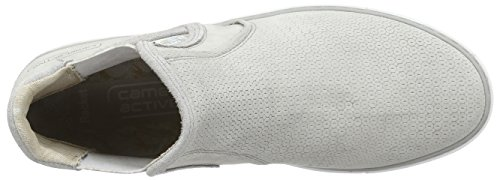 camel active Racket 73 - Botas chelsea Mujer Gris Claro