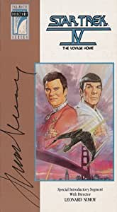 Star Trek IV - The Voyage Home (Widescreen Edition) [VHS]