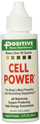 Positive Power Nutritionals Cell Power  2 fluid ounces Review