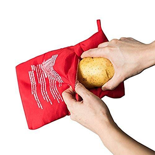 microwavable potato bag - 4