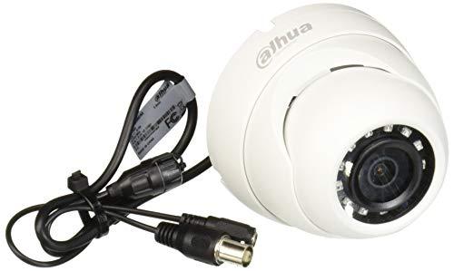 Dahua Lite 2MP HDCVI Mini Eyeball IR 2 8mm Multi-Format Security Camera,  White (A211K02)
