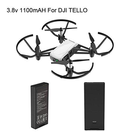 For DJI Tello Drone Intelligent Flight Battery 1100 mAh 3.8V by Dreamyth