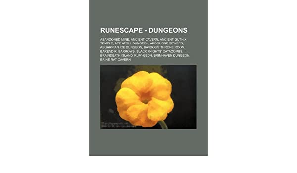 RuneScape - Dungeons: Abandoned Mine, Ancient Cavern