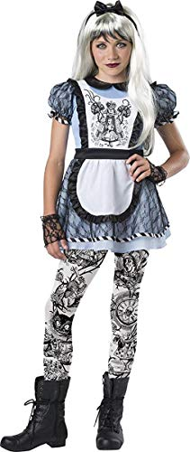 InCharacter Malice in Wonderland Costume, Multicolor, Large
