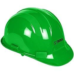 Truper CAS-V, Casco de seguridad color verde