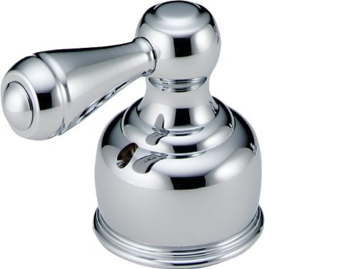 Delta Neostyle Metal - Delta Faucet H55 Neostyle, Single Metal Lever Handle Kit, Chrome