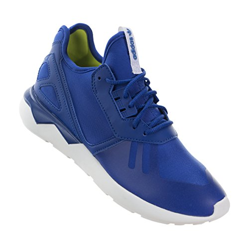 adidas Tubular Runner Youth US 5 Blue Running Shoe