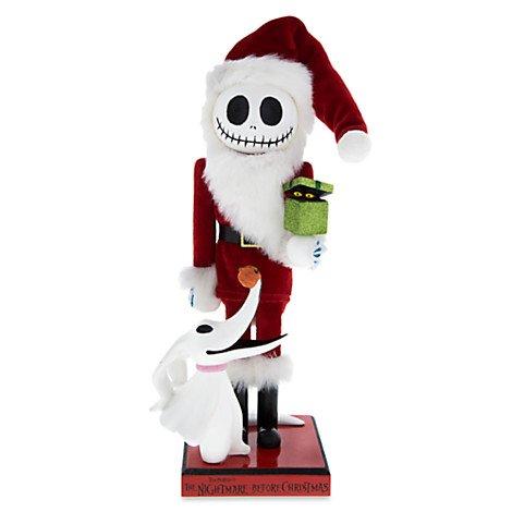 (Disney Nightmare Before Christmas Jack Skellington Nutcracker Figure - 14'' H)