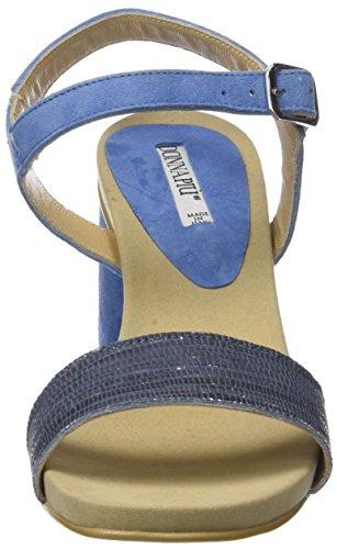 Sandalen Slingback Altea 016 Donna Bleu Indaco Piu Ciano Damen a6qZA