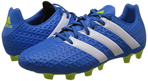 Bleu footwear Adidas semi Ace Blue Slime White Solar Homme Ground shock Flexible Football ZqTqF1w