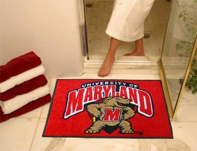 Fanmats All-Star Bath Mat - University of Maryland