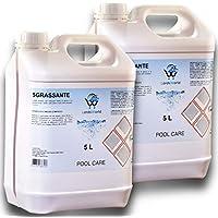 LordsWorld Pool Care - 10lt(2 X 5Lt) líquido