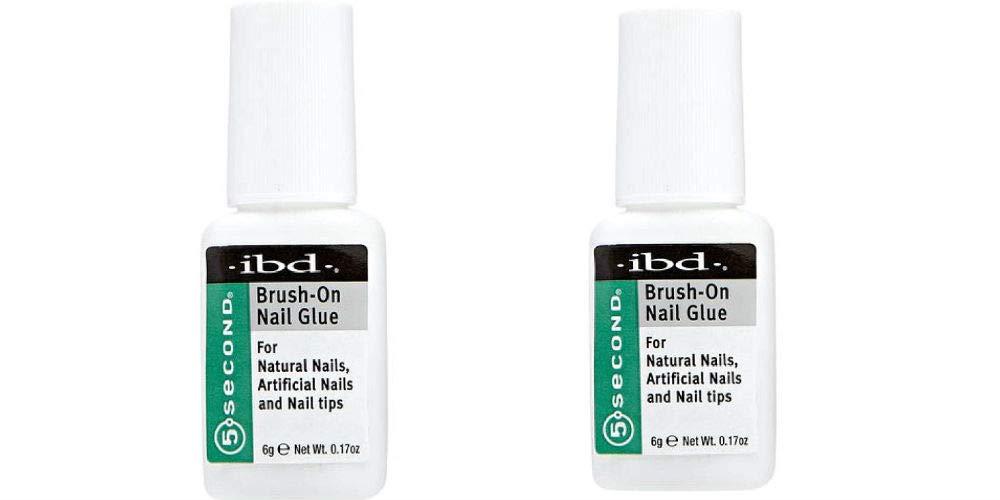 Amazon.com: IBD 54006 - Pegamento para uñas (5 segundos ...
