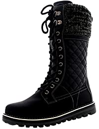 Womens Winter Thermal Snow Outdoor Warm Mid Calf...