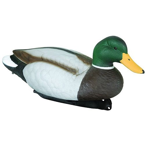 Flambeau Outdoors 5900MSU Masters Series Extreme Mallard Duck Decoys 3-Pack Hunting Decoys