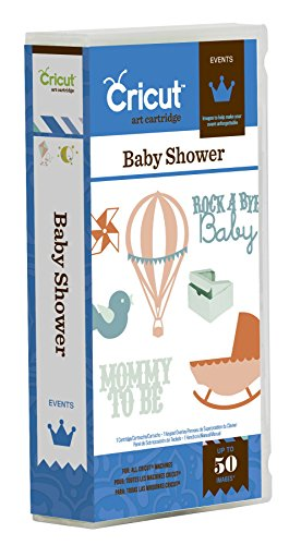 Cricut Baby Shower Cartridge