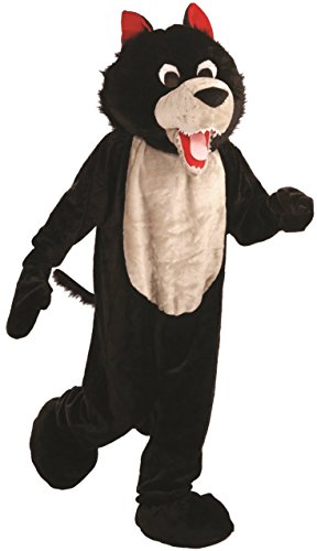 Little Red Riding Hood Wolf Slayer Costumes - Forum Novelties Men's Wolf Mascot Costume