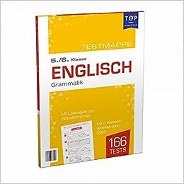 Testmappe Englisch Grammatik 5 6 Klasse Amazon De Ullmannmedien Ullmannmedien Bucher