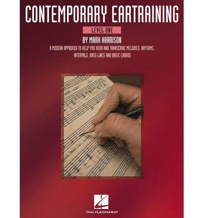 Contemporary Ear Training: Level one (Paperback) - Common
