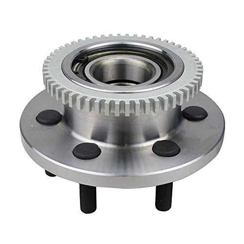 CRS NT515033 New Wheel Bearing Hub Assembly, Front Left (Driver)/Right (Passenger) side, for Dodge 1997-2003 Durango/ 1997-2004 Dakota, w/ABS, RWD