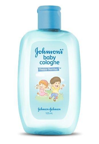 Johnson's Baby Cologne - Happy Berries 125ml