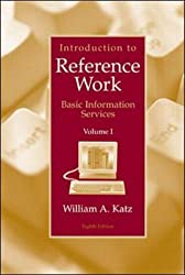 Introduction to Reference Work,  Volume I: v. 1