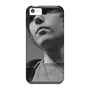 First-class Case Cover For Iphone 5c Dual Protection Cover Justin Bieber