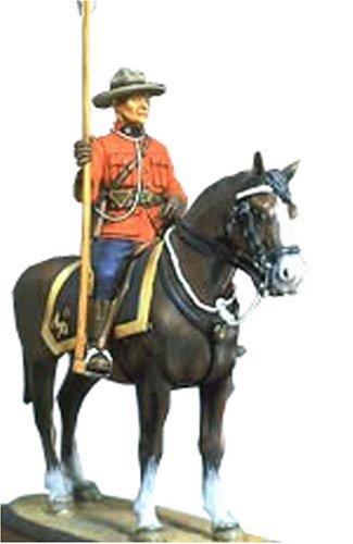アンドレアミニチュアズ SG-F21 Canadian Mounted Police (1970)