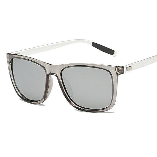 Sol Color de de Moda polarizado Sol magnesio creativos Regalos de Gafas Hombre Brillante Dama E de Sol Aluminio Gafas Axiba Gafas f0wO6Iq