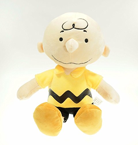 New Peanuts Charlie Brown Stuffed Plush Toy Collectible Soft Doll 13