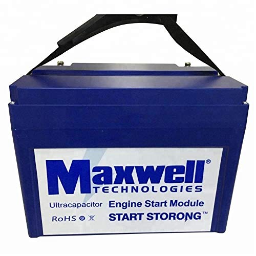 (Maxwell 16V 500F Super Capacitor Battery Solar Power Bank Audio Automotive Battery Cases)