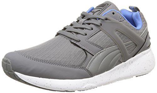 Adulte Gris Baskets Basses Mixte Gray Tech Steel Marine Modern Puma Aril Axq1wYPF1