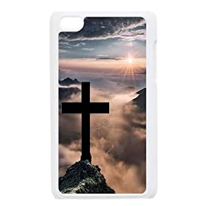 CHENGUOHONG Phone CaseJesus Christ In Our Heart FOR IPod Touch 4th -PATTERN-6